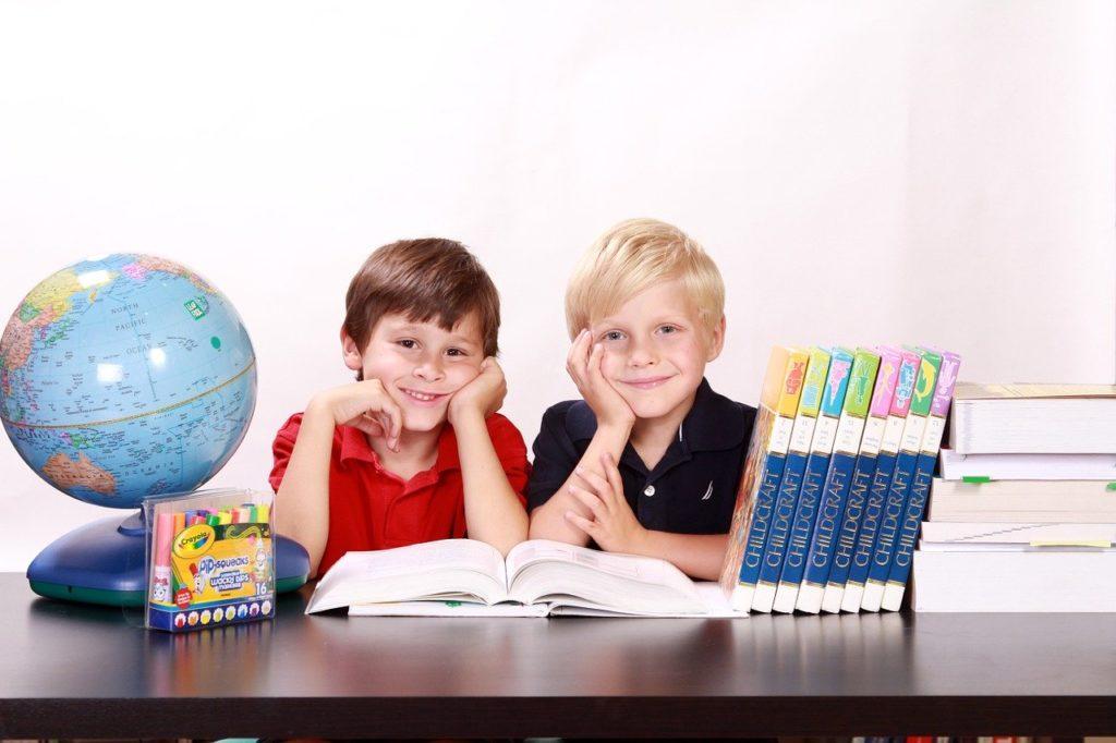 子供の英語教育は楽しむのが一番