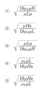 分離限界粒子径