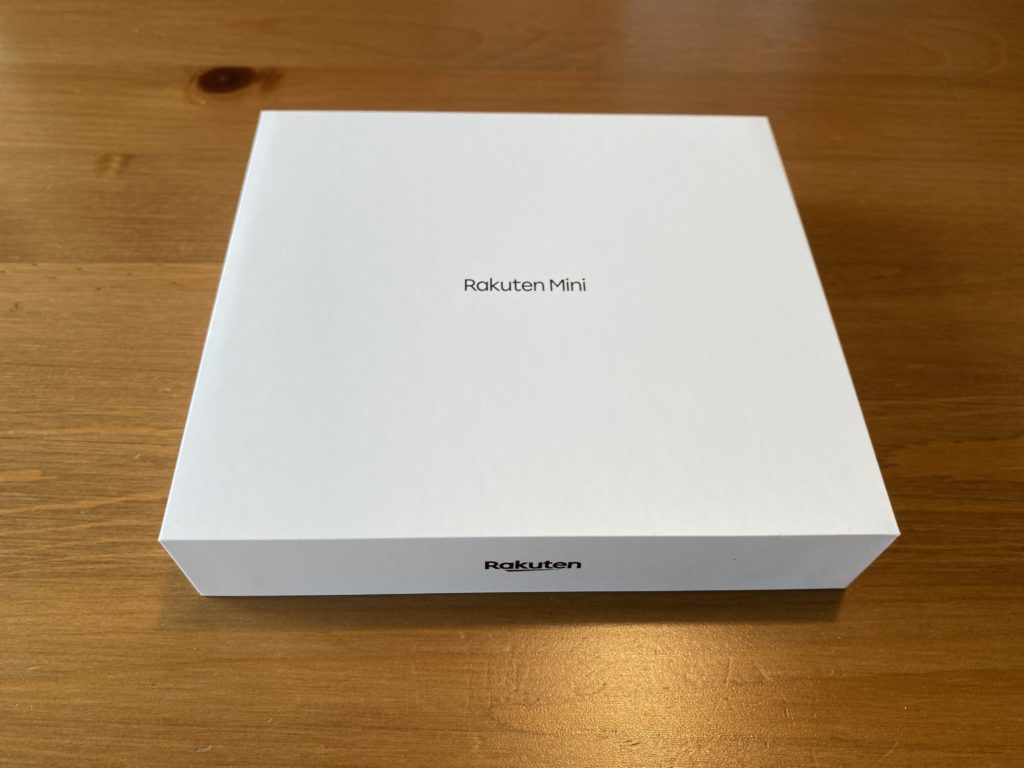 Rakuten Mini Box